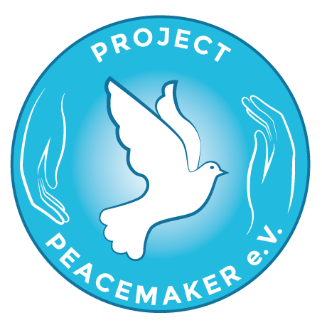 Selig sind, die Frieden  stiften- Blessed are the peacemakers Mt. 5.9